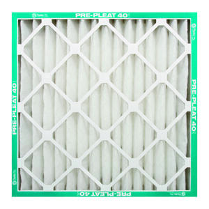 AAF Flanders  20 in. W x 20 in. H x 2 in. D Synthetic  8 MERV Pleated Air Filter