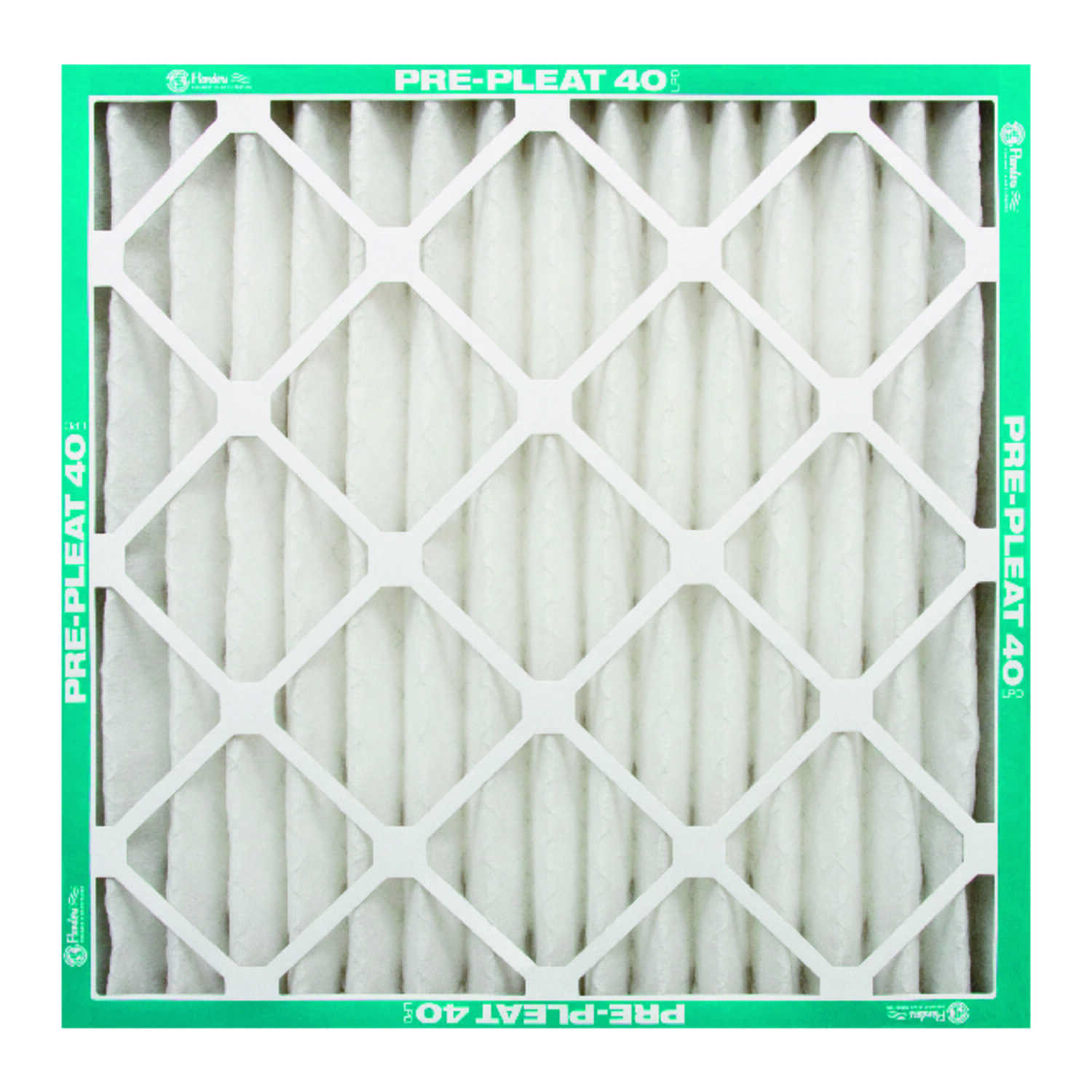 AAF Flanders  20 in. W x 20 in. H x 2 in. D 8 MERV Pleated Air Filter