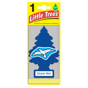 Little Trees  Ocean Mist  Car Air Freshener
