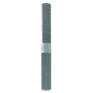 Nicholson  8 in. L 1  High Carbon Steel  4-in-1 Hand Rasp and File
