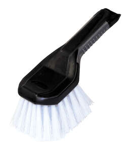 Carrand  12 in. Tire Brush  1  Soft