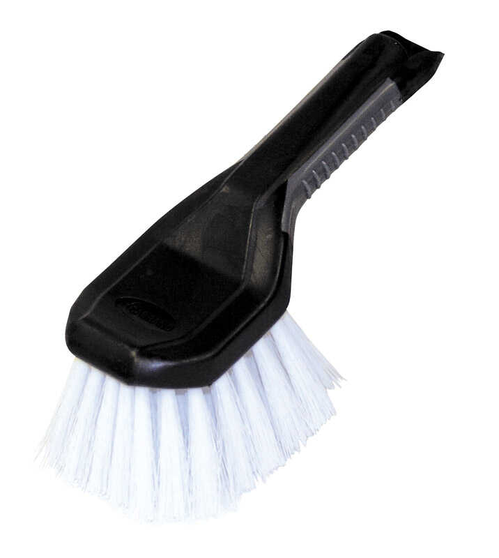 Carrand  12 in. Soft  Tire Brush  1 pk
