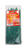 Tool City  8 in. L Green  Cable Tie  100 pk
