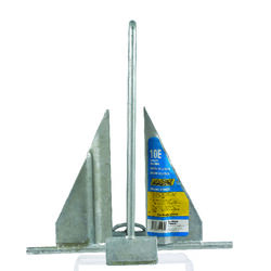 Seachoice  Painted Aluminum  Utility  Anchor