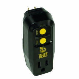 Yellow Jacket  2 J 1 outlets Surge Protector