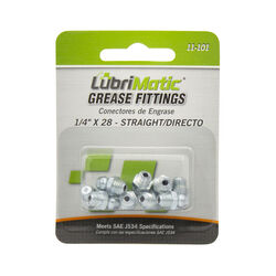 Lubrimatic  Grease Fittings  10 pk