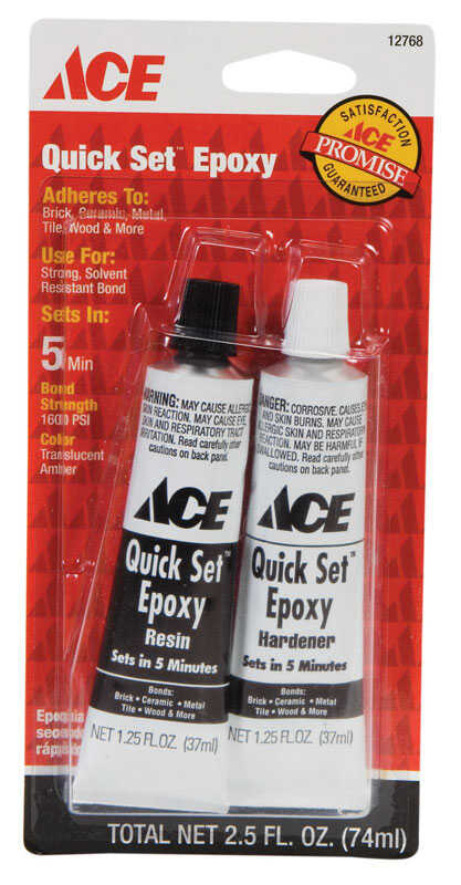 Ace  High Strength  Epoxy  2.5 oz.