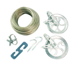 Ben-Mor  Strata  150 ft. L Steel  Clothesline Kit