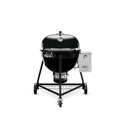 Weber  Summit  Charcoal  Freestanding  Grill  Black  40 in.