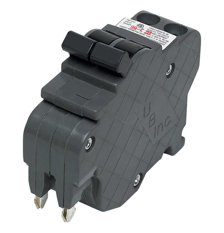 Federal Pacific  40 amps Standard  2-Pole  Circuit Breaker