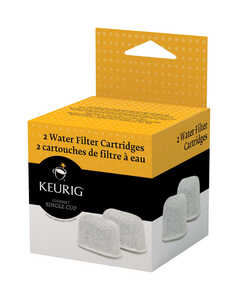Keurig  K Cup  Water Impurity Filter  2 each 1 cups