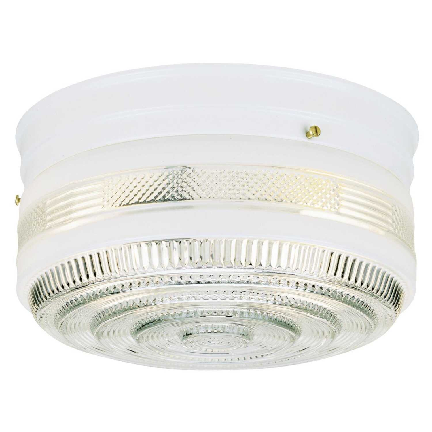 Westinghouse  10-3/4 in. W x 5-1/4 in. H x 10.75 in. L Ceiling Light
