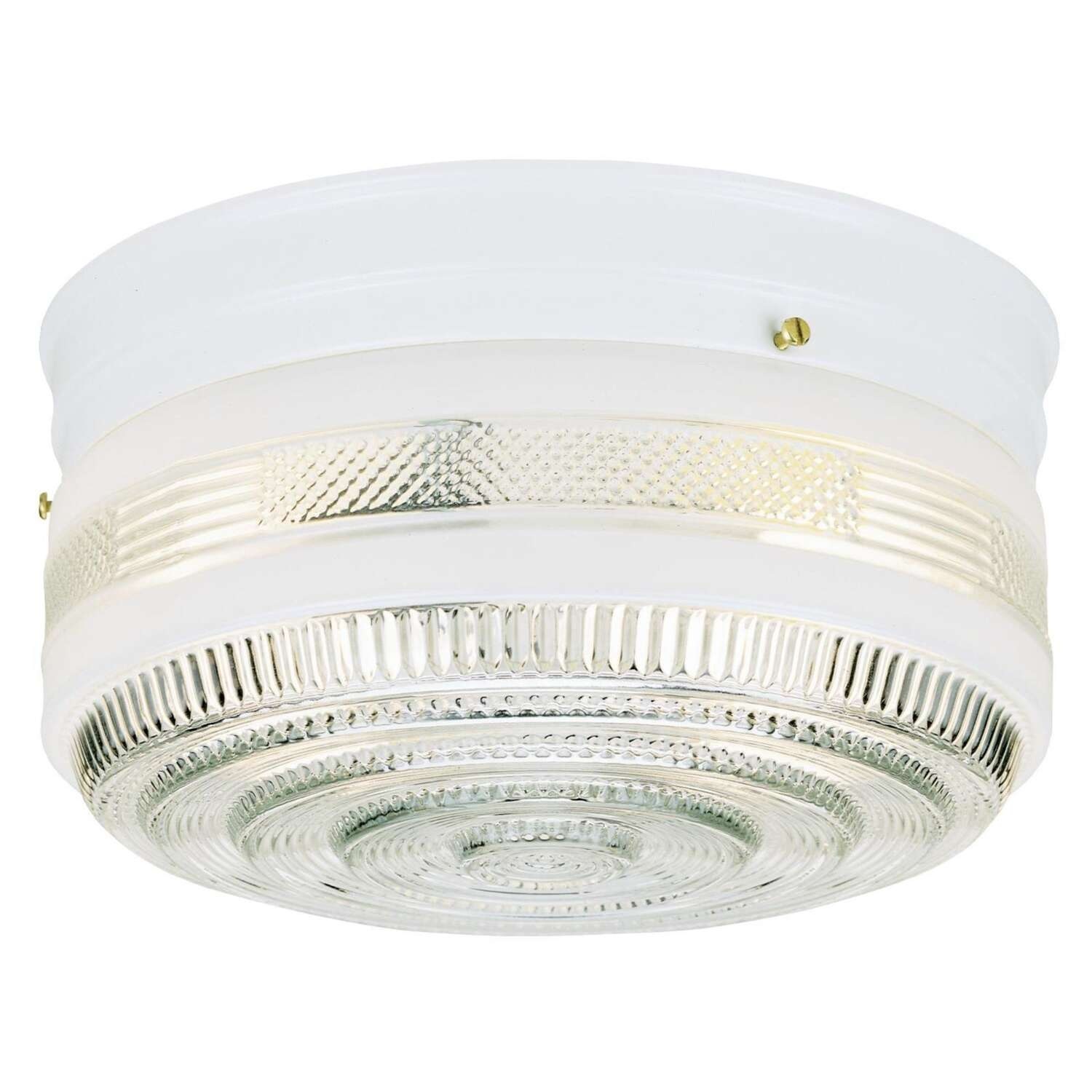 Westinghouse  5-1/4 in. H x 10-3/4 in. W x 10.75 in. L Ceiling Light