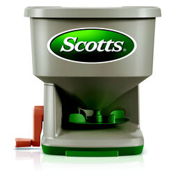 Scotts  Whirl  Handheld  Spreader  For Fertilizer