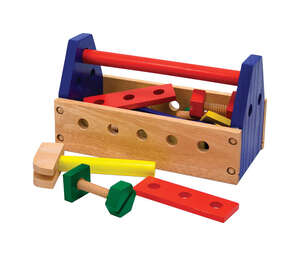 Melissa & Doug  Toy Tools  Wood