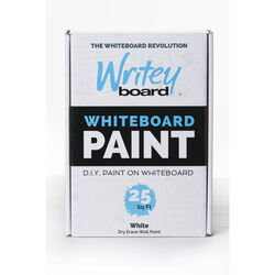 Writey Board Hi-Gloss White Whiteboard Paint 9 oz.