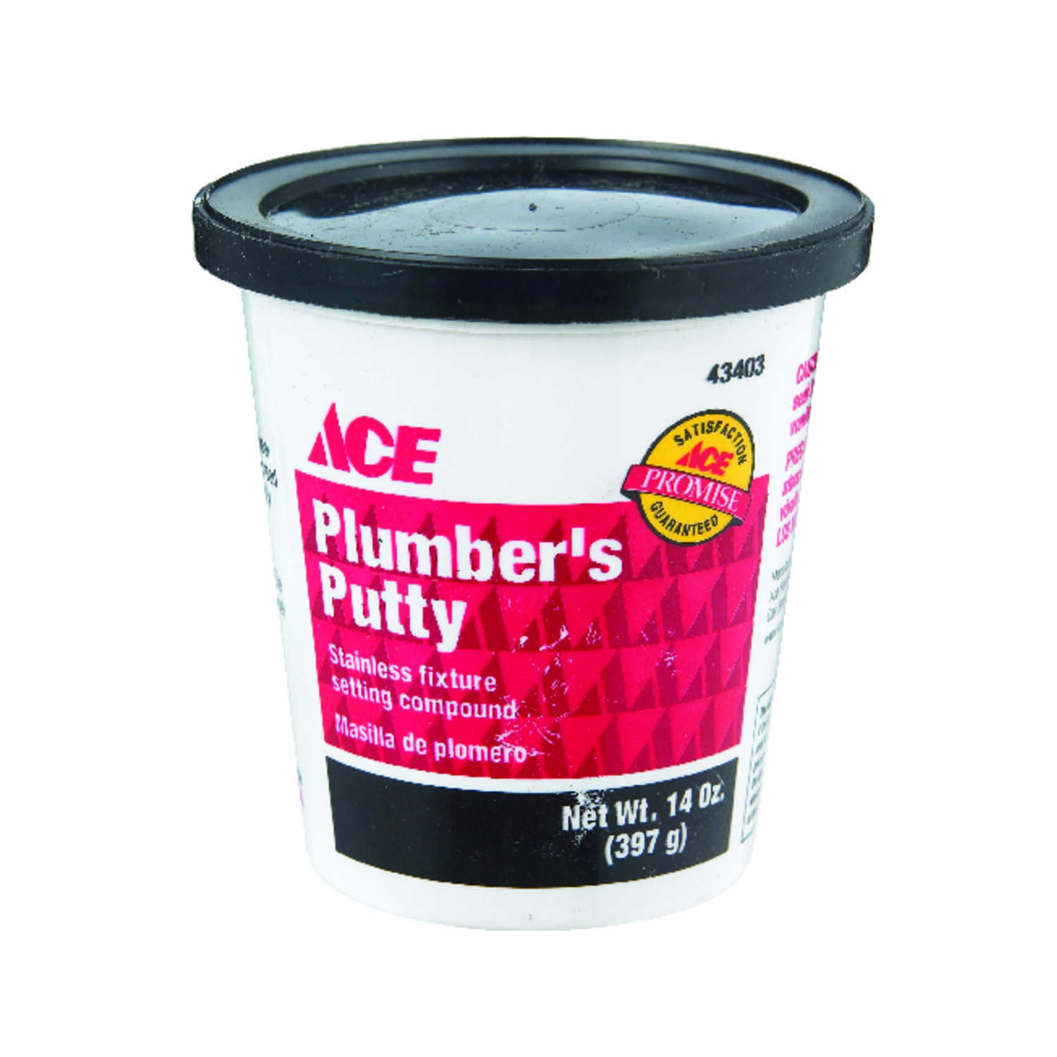 Ace Plumbers Putty 14 oz  - Ace Hardware