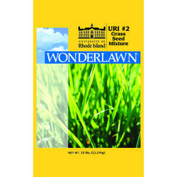 Barenbrug Wonderlawn Rhode Island Full Sun/Light Shade Lawn Seed Mixture 25 lb.