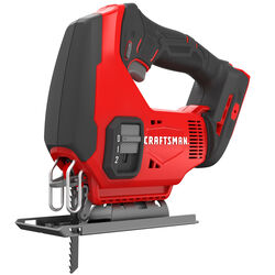 Craftsman  20V MAX  11/16 in. Cordless  Keyless Jig Saw  Bare Tool  20 volt 2500 spm