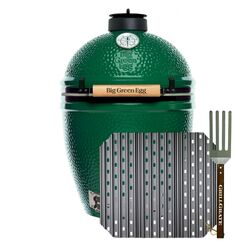 GrillGrate For Big Green Egg Large GrillGrate Set 13.75 in. L x 15.38 in. W
