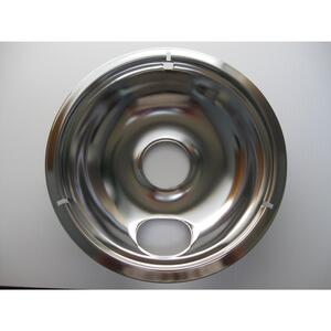 Stanco  Steel  Reflector Bowl  8 in. W