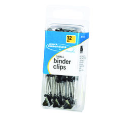 Acco  Small  Binder Clips  12 each