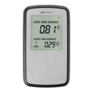 Air Things  Radon Gas Detector  1 each