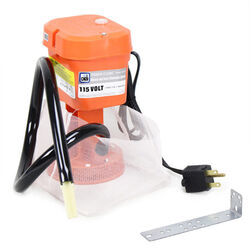 Dial  Power Clean  9-1/2 in. H x 5-1/2 in. W Polypropylene  Orange  Evaporative Cooler Pump