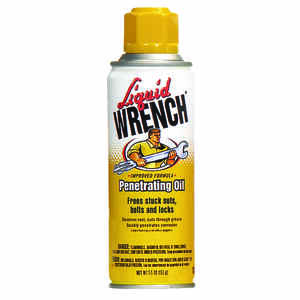 Liquid Wrench  Aerosol  Penetrating Oil  5.5 oz.