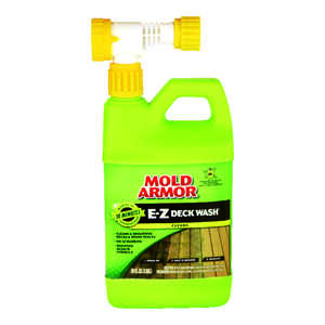 Mold Armor  Deck Cleaner  56 oz. Liquid