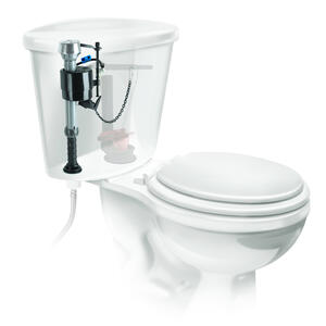 Fluidmaster Toilet Fill Valve Plastic Ace Hardware