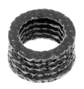 Danco  1/2 in. Dia. x 5/8 in. Dia. Rubber  Bonnet Packing
