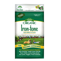 Espoma Iron-Tone All-Purpose 2-0-3 Lawn & Garden Food 5000 sq. ft. For All Grasses