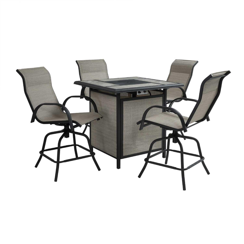 Living Accents Metropolitan Patio Furniture: Living Accents 3 Pc. Kensington Patio Set