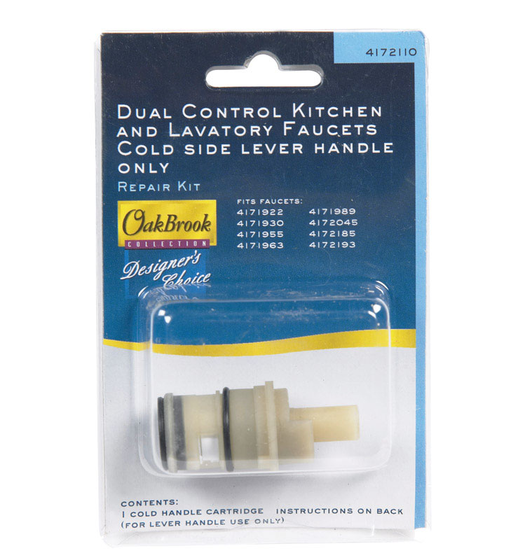 OakBrook  Cold  Faucet Cartridge  For Oakbrook Collection