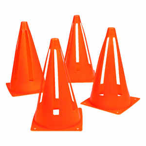 MacGregor  Field  Safety Cones