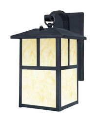 Westinghouse 1 Textured Black Wall Sconce