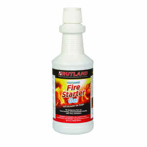 Rutland  One Match  Gelled Alcohol  Fire Starter  16 oz.