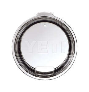 YETI  Rambler  Lid  20 oz. White  1 each