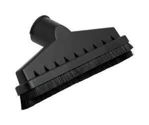 Craftsman  4 in. L x 6 in. W x 1-7/8 in. Dia. Floor Brush  Black  1 pc.