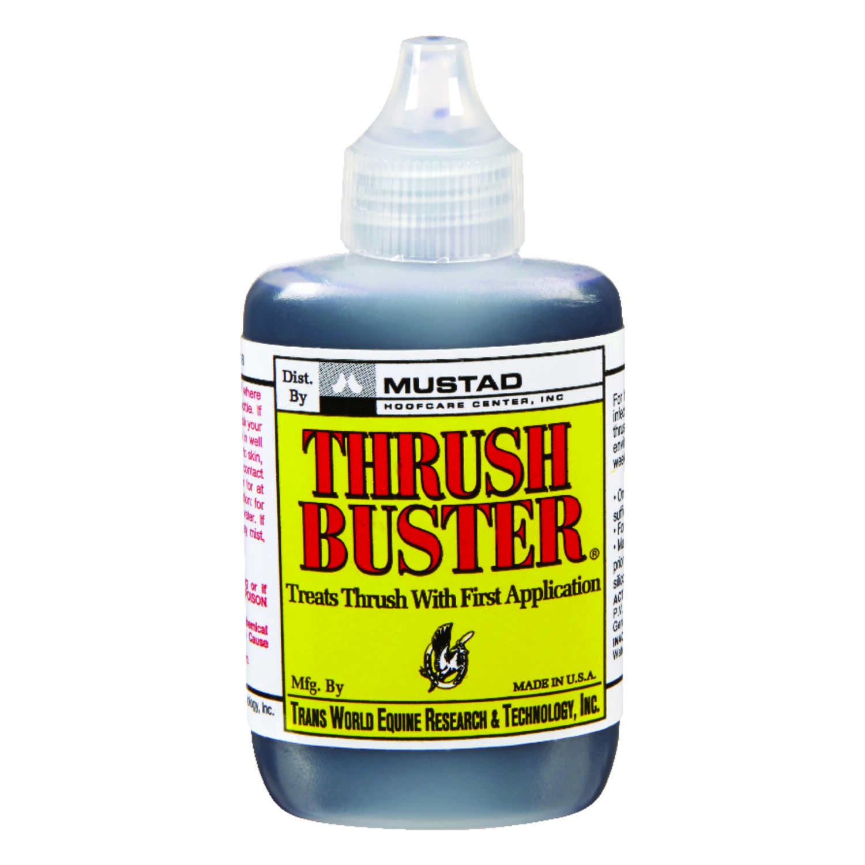 Thrush Buster Thrush Treatment for Horses Mustad - Thrush ...