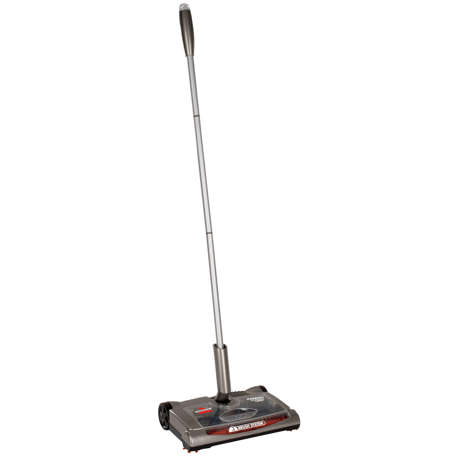 Bissell  Perfect Sweep Turbo  Bagless  Rechargeable Sweeper  Standard  Gray