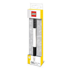 Lego  Santoki  Black  Gel Pen  1 pk