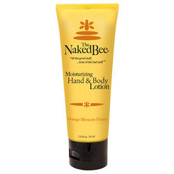 The Naked Bee Orange Blossom Honey Scent Hand Lotion 2.5 oz. 1 pk