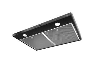 Broan  Sahale  Black  Range Hood  29-7/8 in. W