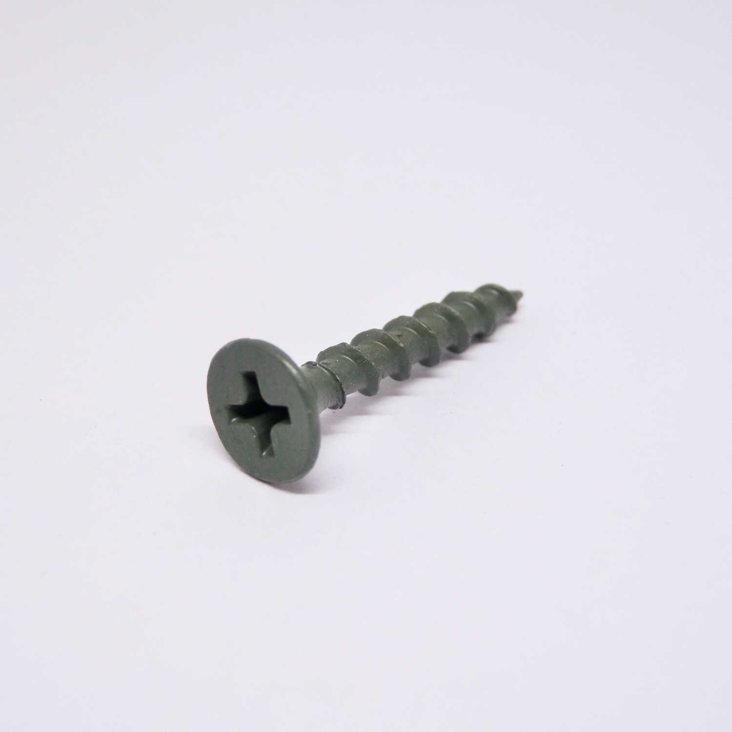Ace  No. 6   x 1 in. L Phillips  Bugle Head Ceramic Coated  Deck Screws  25 lb. 8507 pk
