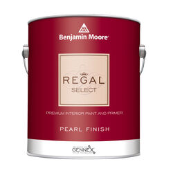 Benjamin Moore Regal Pearl Base 1 Paint Interior 1 gal.