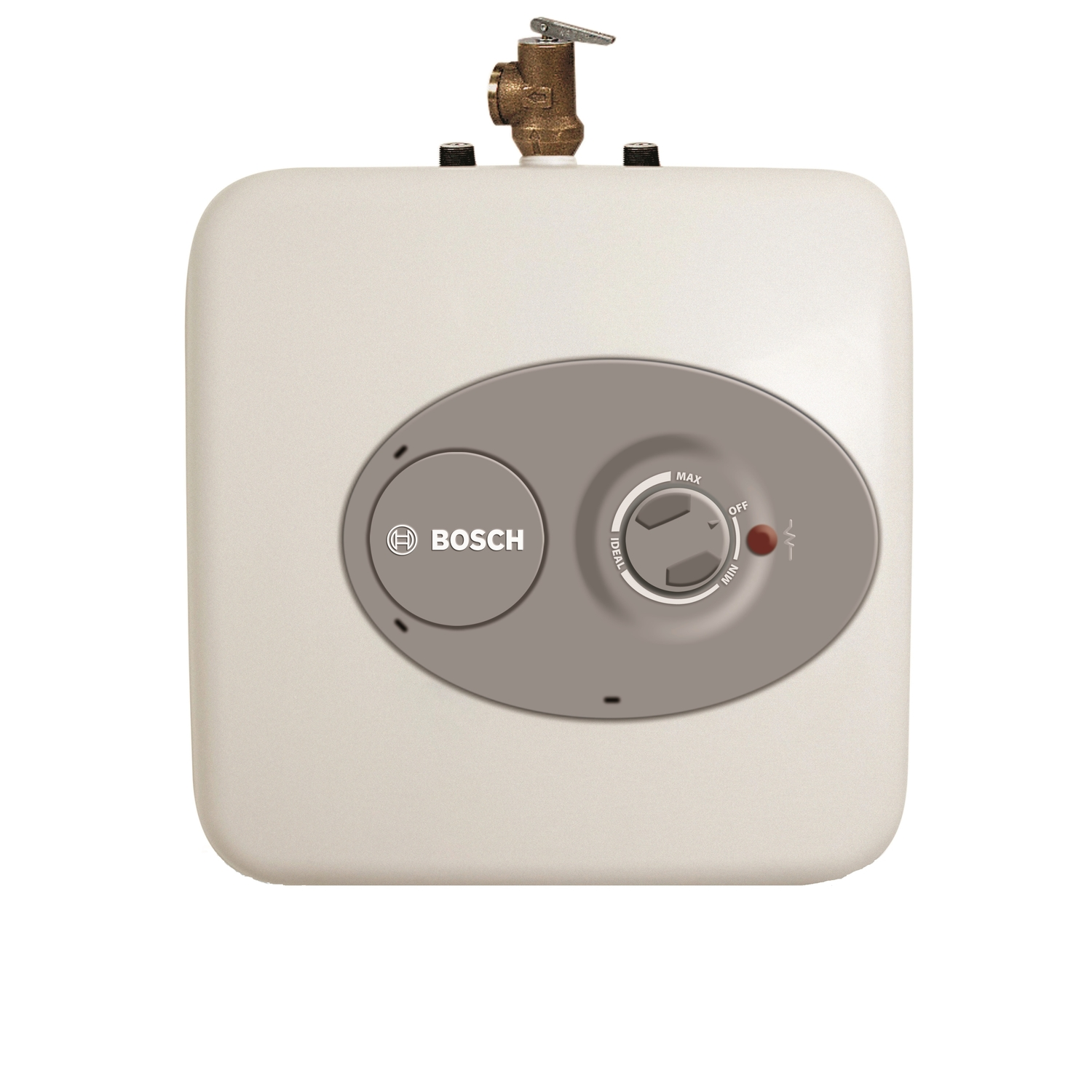 Bosch  Electric  Water Heater  17-1/2 in. H x 14-1/2 in. L x 17-1/2 in. W 7 gal. 120 volts