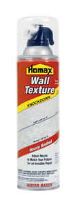 Homax  White  Water-Based  Knockdown Wall Texture  20 oz.