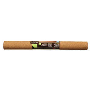 Quartet  48 in. L x 24 in. W Cork  Cork Roll  Brown